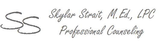 Skylar Strait Wisdom, M.Ed., LPC